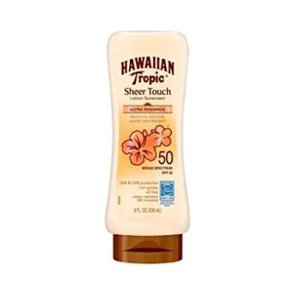 Hawaiian Tropic Sheer Spf 50 8oz