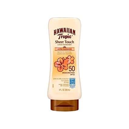 Hawaiian Tropic Sheer Spf 50 8oz