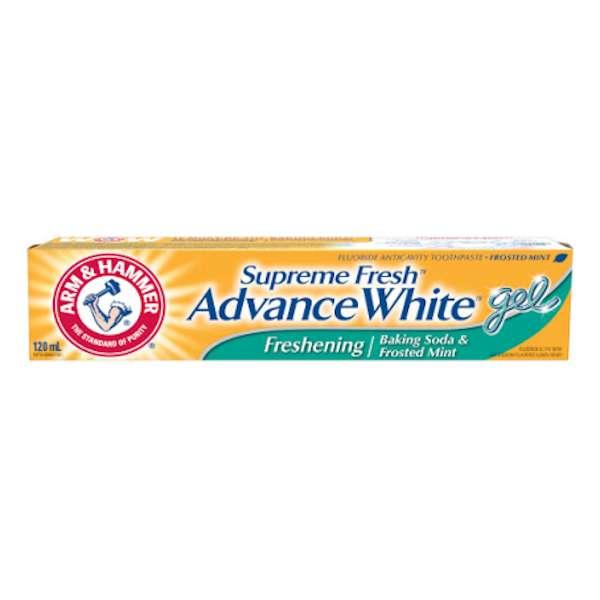 Arm & Hammer Sensative White Gel D/C Prot 120ml
