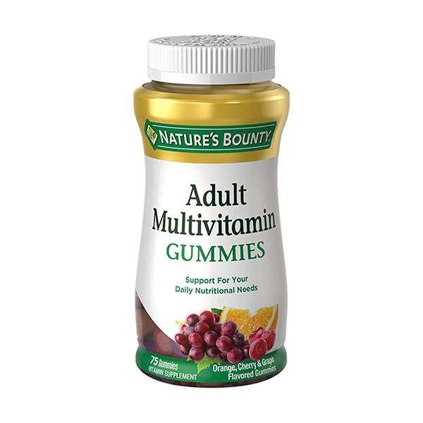 Nature's Bounty Adult Multivitamin Gummies 75 Each