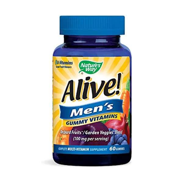 Nature's Way Alive! Men's Gummy MultiVitamin