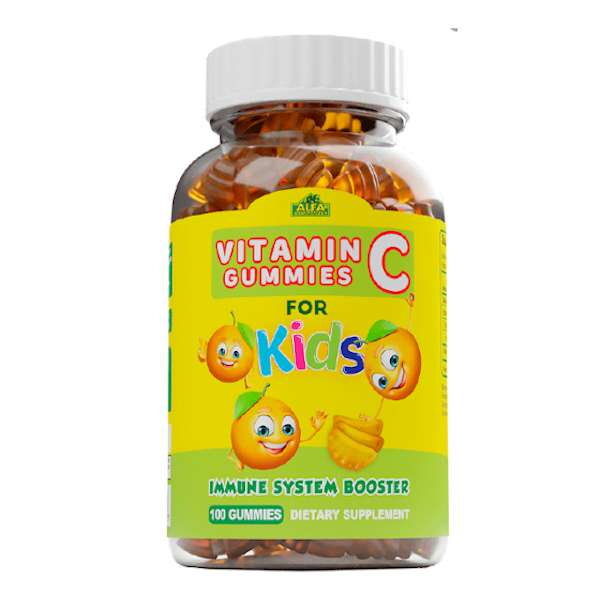 Alfa Vitamin C for Kids Gummy 60