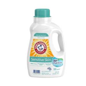 A&H Liquid Laundry Detergent Sensitive Skin 50 oz