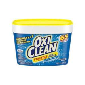 A&H Oxiclean Versatile Stain Removing Powder, 3 lb