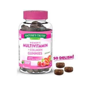 Nature's Truth Women Mult+Collagen Gummies, 70