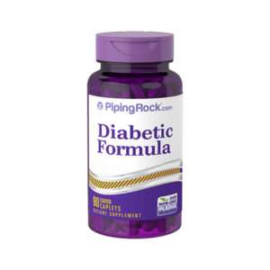Piping Rock Diabetic Formula, 90 Tablets