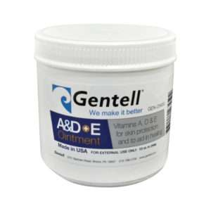 Gentell A&D+E Ointment 2Oz