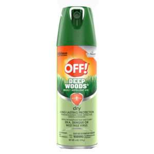 OFF Deep Woods Aerosol 9oz