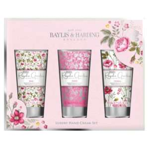 Baylis & Harding Royale Garden Assorted Hand Cream Set