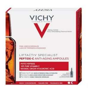 Vichy LiftActiv Peptide-C Ampoules 10ct