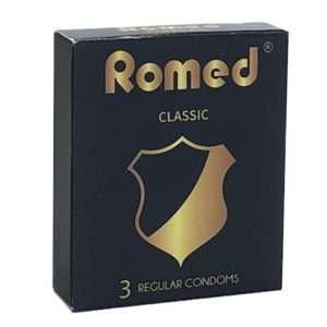 Romed Classic 3 Regular Condoms