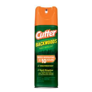Cutter Backwoods Insect Repl Spray 6oz