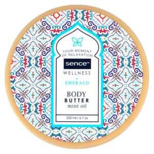 Sence Of Wellness Body Butter 200ml Emerald