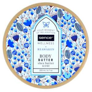 Sence Of Wellness Body Butter 200ml Reawaken