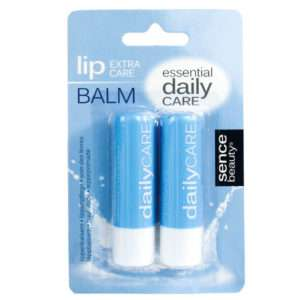 Sence Lip Balm Twin Pack 2x43gr Regular