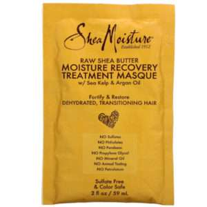 SheaMoisture Raw Shea Butter Moisture Recovery Treatment Masque – 2 Oz