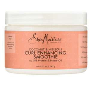 SheaMoisture Coconut and Hibiscus Curl Enhancing Smoothie – 12oz