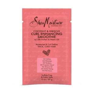 SheaMoisture Coconut & Hibiscus Curl Enhancing Smoothie Packette